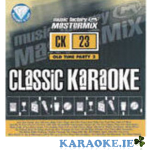 Mastermix Karaoke - Vol 23 Old Time Party Vol 2