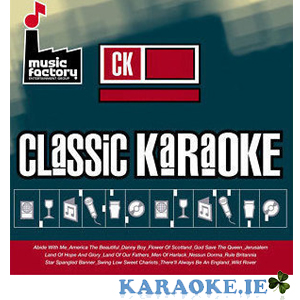 Mastermix Karaoke - Vol 37 Anthems
