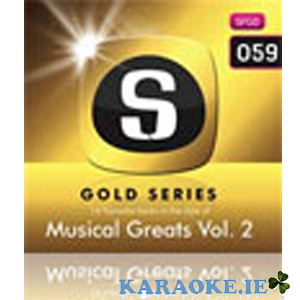 Musical Greats Volume 2 Sunfly Gold 059