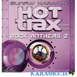 Rock Anthems 2 Sunfly Hot Trax Volume 9
