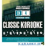 Mastermix Karaoke - Vol 4 Summer Hits