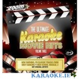 Ultimate Movie Hits Vol 3 Zoom Karaoke