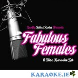 Fabulous Females CDG Karaoke Box Set