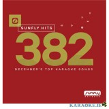 Sunfly Chart Hits 382 (Back Order Please allow 7 working days to receive this disc)