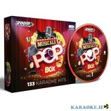 The Musicals Karaoke Pop Box