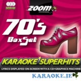70s Superhits Triple CD+G Pack