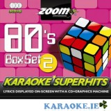 80s Superhits Triple CD+G Pack Vol 2
