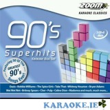 90s Superhits Triple CD+G Pack