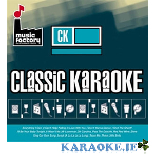 Mastermix Karaoke - Vol 56 At The Movies