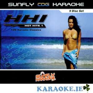 Hot Hits CDG Karaoke Box Set Vol 1