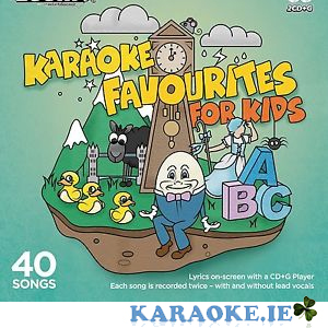 Karaoke Favorites For Kids Vol 1