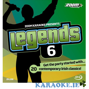Irish Hits - Legends Volume 6