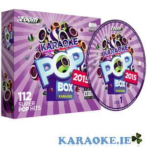 Karaoke Pop Box 15 (6 Disc set)