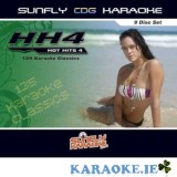 Hot Hits CDG Karaoke Box Set Vol 4