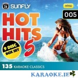 Hot Hits CDG Karaoke Box Set Vol 5