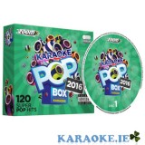 Karaoke Pop Box 16 (6 Disc set)