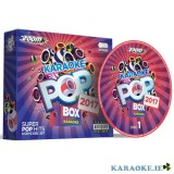 Karaoke Pop Box 17 (6 Disc set)
