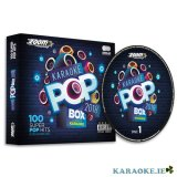 Karaoke Pop Box 18 (5 Disc set 100 Tracks)