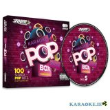 Karaoke Pop Box 19 (5 Disc set 100 Tracks)