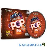 Karaoke Pop Box 20 (5 Disc set 100 Tracks) Due 20/10/2020