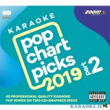 Pop Chart Picks 2019 Part 2 Double CDG 40 tracks