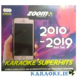 Superhits Triple CD+G 2010-2019