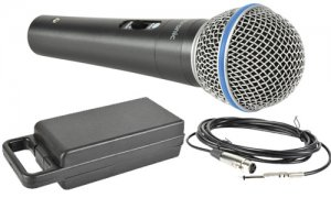 Professional Wired Microphone